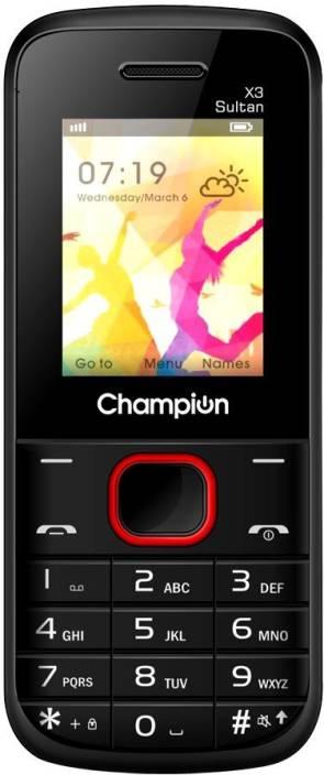 Champion X3 SULTAN