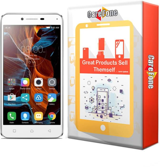 Knotyy Tempered Glass Guard for Lenovo Vibe K5 Plus