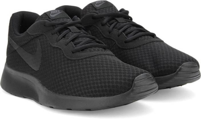 e9c933eec929 Nike TANJUN Sneakers For Men - Buy BLACK / BLACK - ANTHRACITE NOIR ...