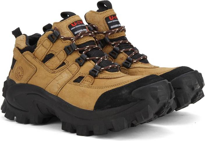 Woodland Boots For Men - Buy CAMEL Color Woodland Boots ...