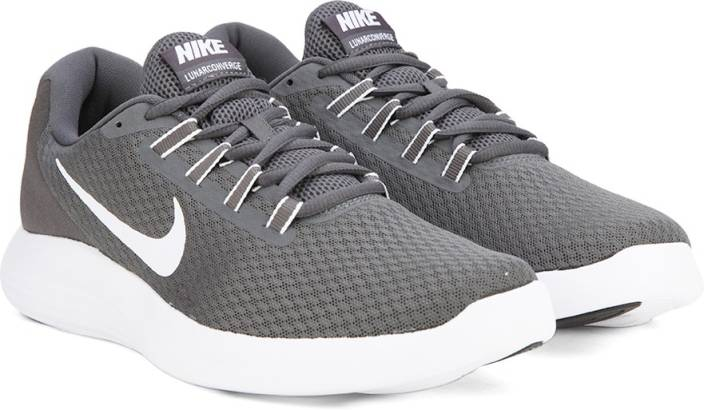 free shipping 2984f b3955 Nike LUNARCONVERGE Running Shoes For Men (Multicolor)