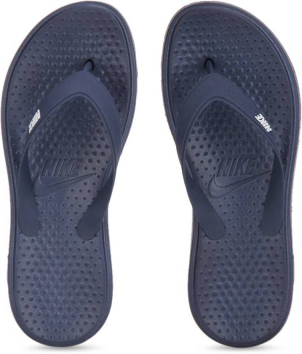 46b9f41a7481 Nike SOLAY THONG Flip Flops - Buy BINARY BLUE WHITE Color Nike SOLAY THONG Flip  Flops Online at Best Price - Shop Online for Footwears in India