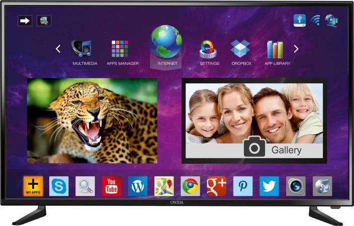 Onida 105.66cm (42 inch) Full HD LED Smart TV