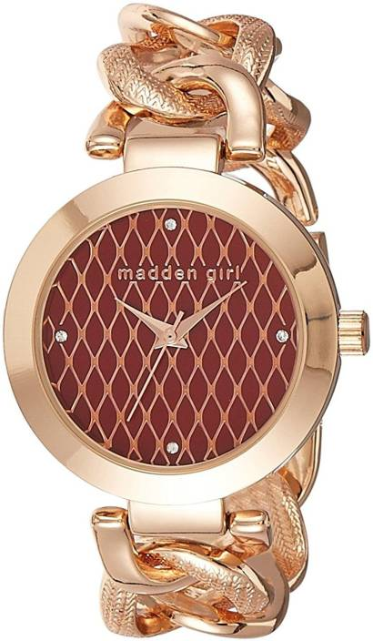 Steve Madden SMGW013Q-BU Madden Girl Watch - For Women