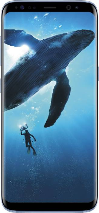 Samsung Galaxy S8 Plus (Coral Blue, 64 GB)