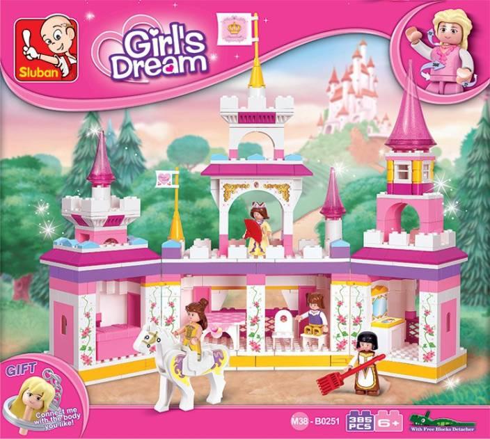 Sluban Lego Girl'S Dream