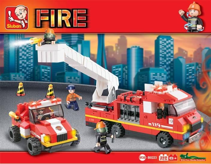 Sluban Lego Air force M38-B0108