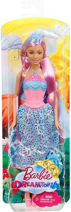 Barbie Endless Hair Kingdom DKB61