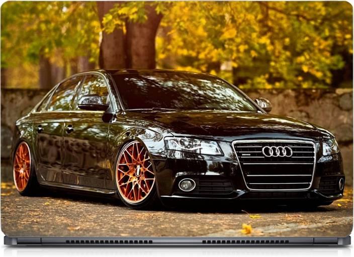 Hd Arts Audi Car Eco Vinyl Laptop Decal 15 6 Price In India Buy Hd