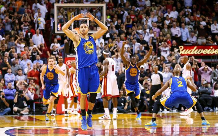 the latest 356f0 bf18a BeLucky Wall Poster Stephen-Curry-NBA-basketball-warrior ...