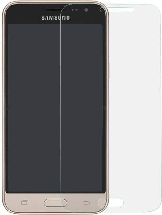 buy online b16fe e5d50 Flipkart SmartBuy Tempered Glass Guard for Samsung Galaxy J3 Pro