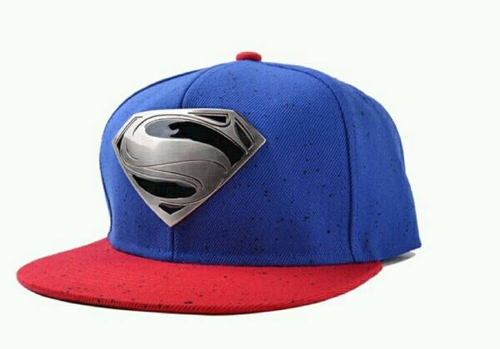 154cd229cacf7 FAS Superman Snapback and Hiphop Cap - Buy FAS Superman Snapback and Hiphop  Cap Online at Best Prices in India
