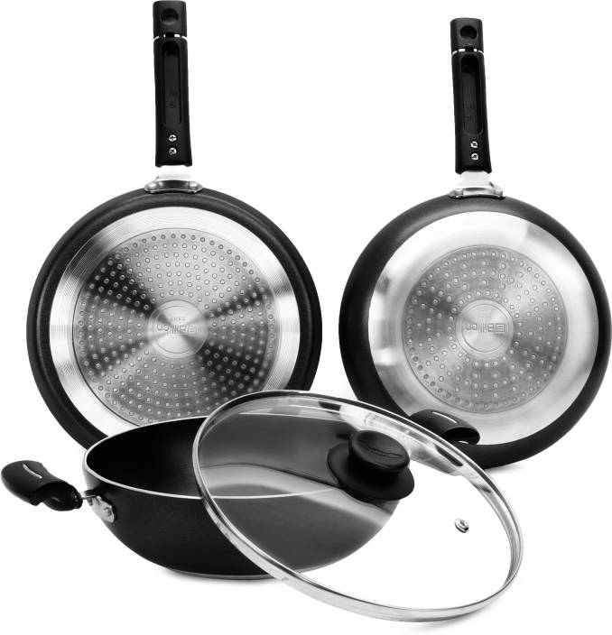 Billion CY 28 CM Non-stick Induction Bottom Cookware Set