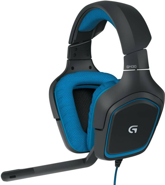 Logitech G430 DTS Headphone: X and Dolby 7 1 Surround Sound