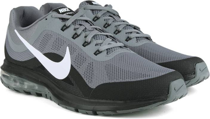 9f4b81a332 Nike AIR MAX DYNASTY 2 Running Shoes For Men - Buy COOL GREY / WHITE ...
