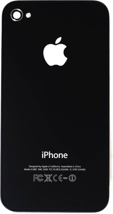 huge selection of 00000 02261 BLJ Back Replacement Cover for Apple iPhone 4s