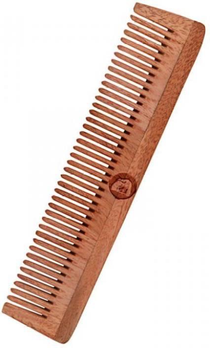 Beardo Neem Wooden Comb