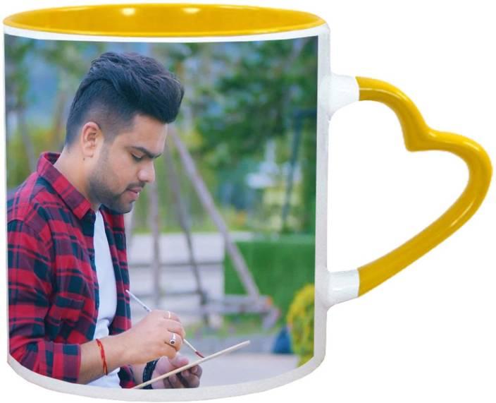 Muggies Magic Akhil Hairstyle 2017 Ceramic Mug Price In India Buy