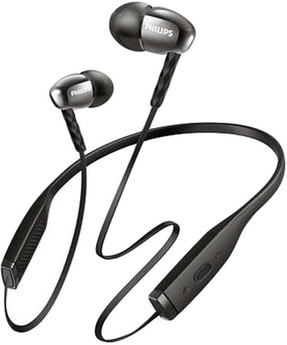 Philips Shb5950bk Bluetooth Headphone Price In India