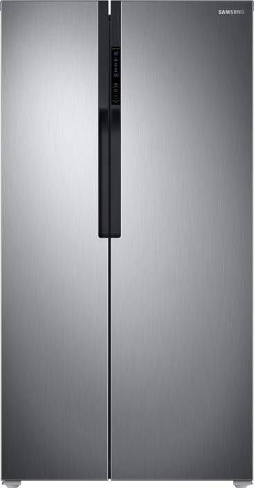 Samsung Side By Side samsung 604 l free side by side refrigerator at best
