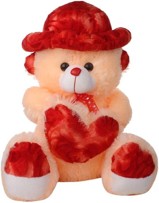Toys lover teddy bear 3 feet with cap very soft teddy bear toys lover teddy bear 3 feet with cap very soft teddy bear color voltagebd Gallery