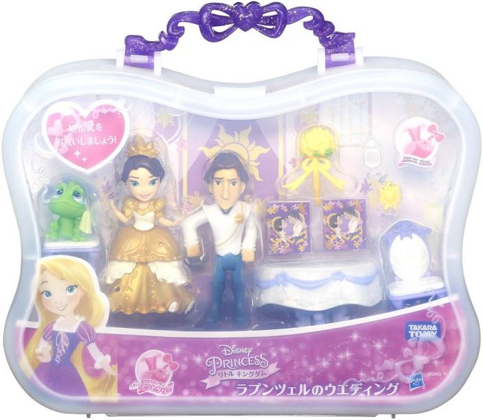 80b68fbfd Disney Princess Little Kingdom Rapunzel s Royal Wedding - Little ...