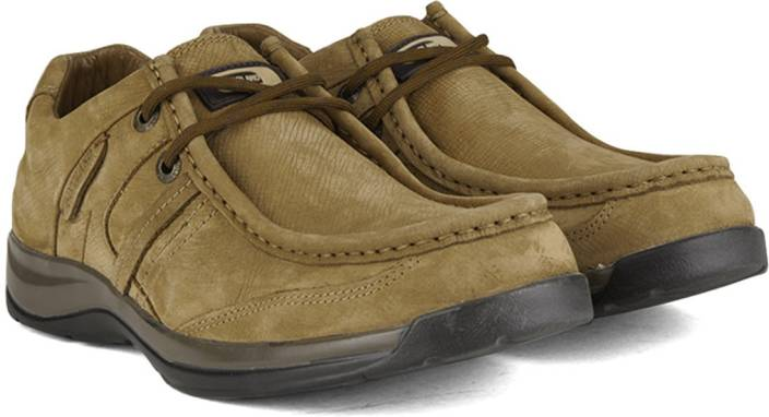 Woodland Leather Outdoor Shoes For Men