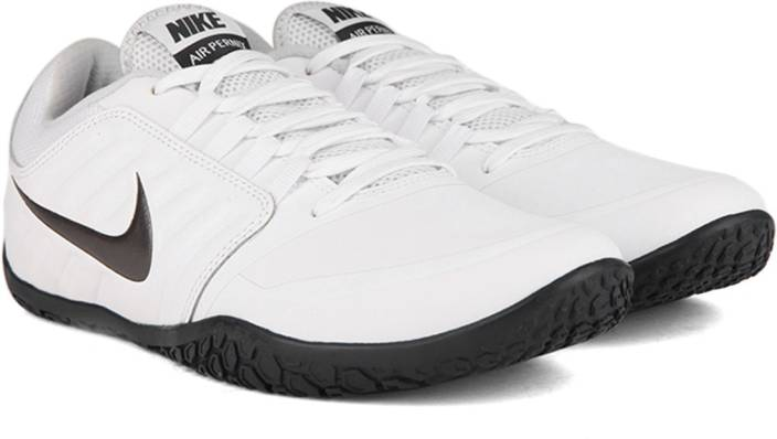 size 40 5d121 2afbc Nike AIR PERNIX Training Shoes For Men (White, Grey)