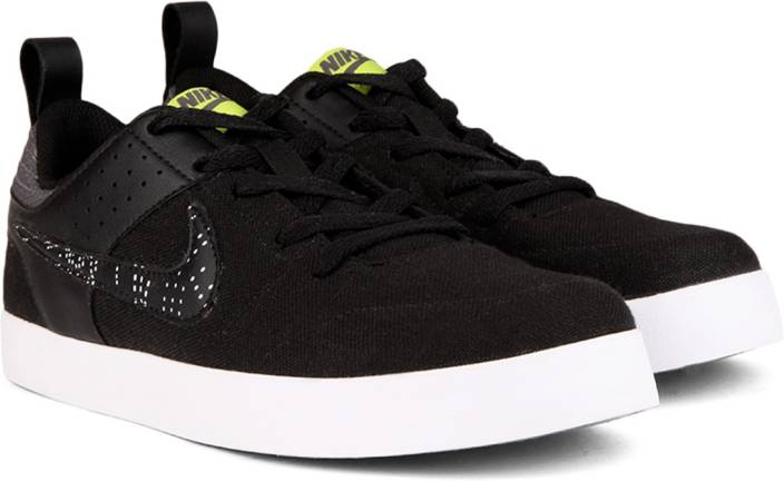 ff62a3f80f Nike LITEFORCE III Sneakers For Men - Buy BLACK   BRIGHT CACTUS ...