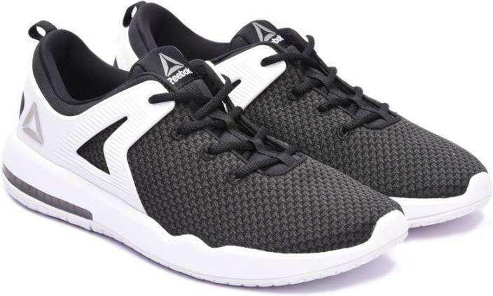 485eb802699 REEBOK HEXALITE X GLIDE Running Shoes For Women - Buy BLAK COAL WHT PWTR  Color REEBOK HEXALITE X GLIDE Running Shoes For Women Online at Best Price  - Shop ...