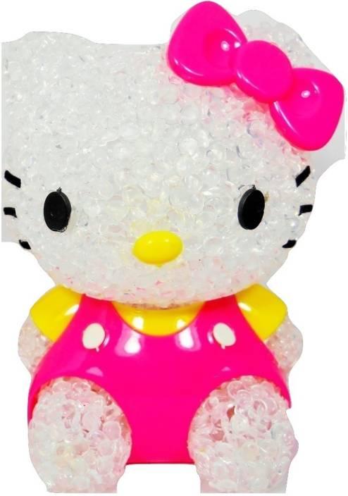 f8c94183e Royle Katoch Hello Kitty Cute Portable 7 Color changing LED Light Lamp  (Multicolor)