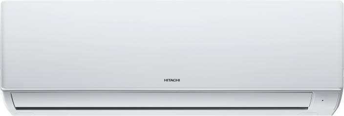 Hitachi 1 Ton 5 Star BEE Rating 2017 Split AC  - White