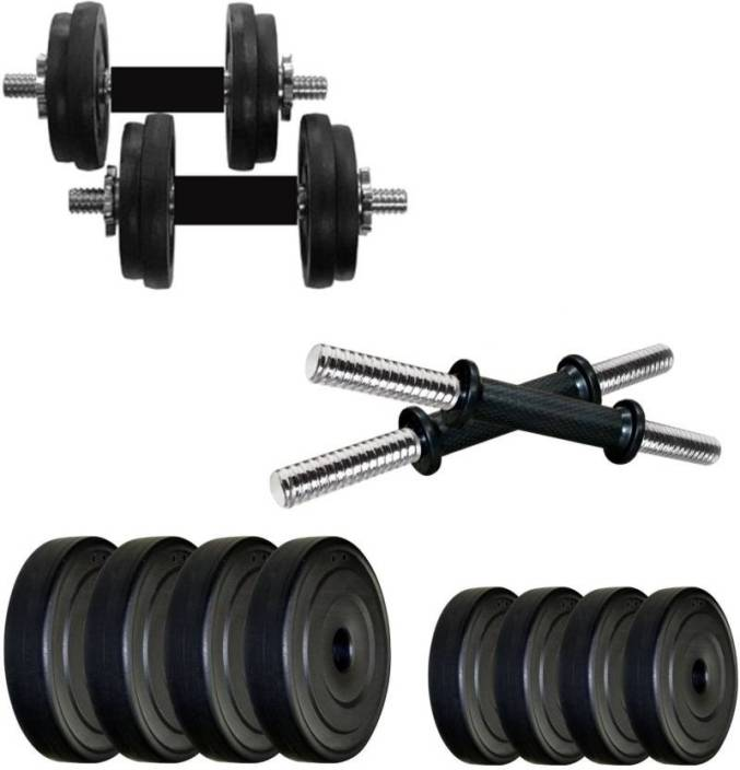 eb5afd51025 Star X 30 kg PVC plates dumbbell set Adjustable Dumbbell - Buy Star ...