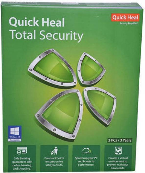 register quick heal total security