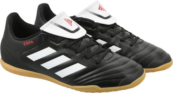 03b3a9c7585 ADIDAS COPA 17.4 IN Football Shoes For Men - Buy CBLACK FTWWHT ...