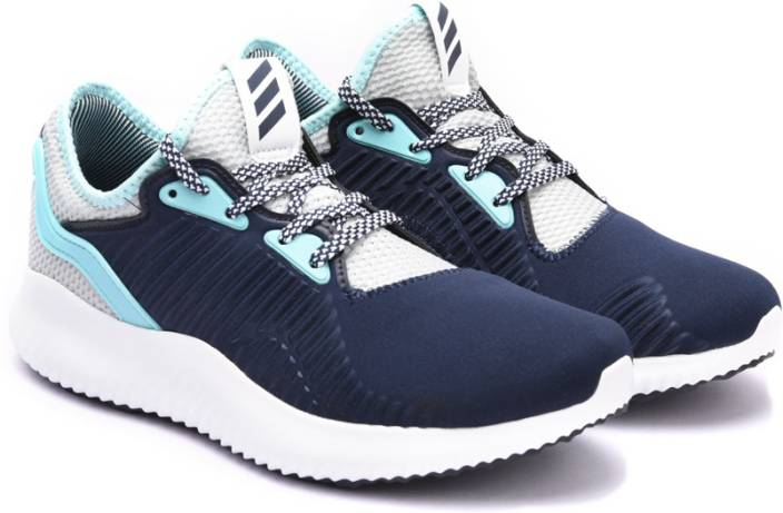huge discount 16d99 a6cfc ADIDAS ALPHABOUNCE LUX W Running Shoes For Women - Buy CONAVYCLAQUACLONIX  Color ADIDAS ALPHABOUNCE LUX W Running Shoes For Women Online at Best Price  ...