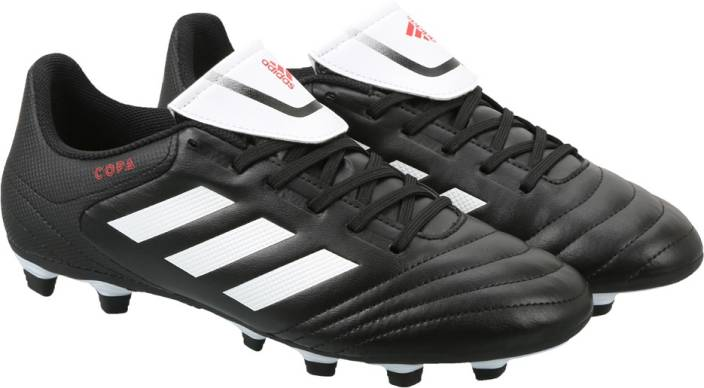 357c12b0a51 ADIDAS COPA 17.4 FXG Football Shoes For Men - Buy CBLACK FTWWHT ...