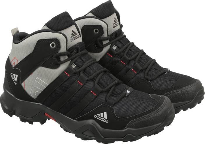 5bc13e60cd5e68 ADIDAS AX2 MID Outdoor Shoes For Men - Buy CBLACK CBLACK TRACAR SCAR ...