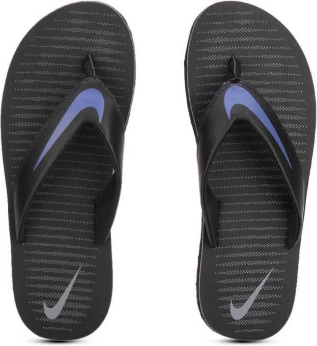 822c7078db5d Nike CHROMA THONG 5 Flip Flops - Buy BLACK COMET BLUE-COOL GREY Color Nike  CHROMA THONG 5 Flip Flops Online at Best Price - Shop Online for Footwears  in ...