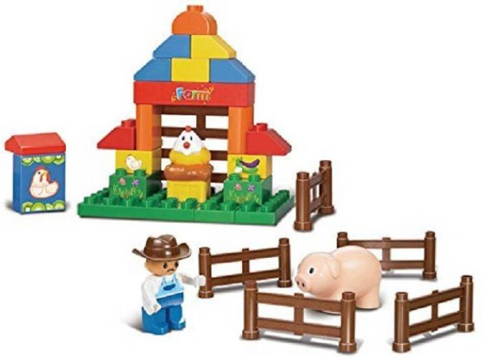 Sluban Happy Farm Educational Toy
