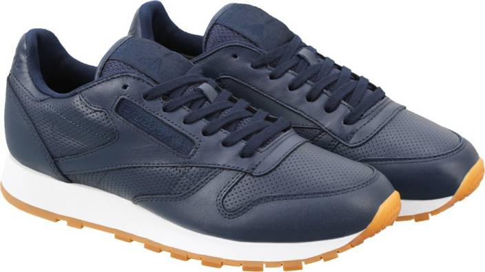 new styles 13abb 4320b REEBOK CL LEATHER PG Sneakers For Men (Blue)