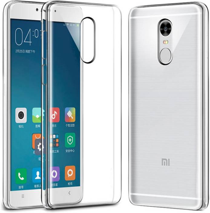 new concept 9f330 7d4b6 Noise Back Cover for Mi Redmi Note 4