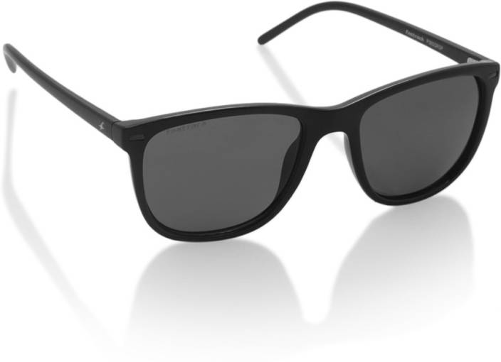 f8a55761db Buy Fastrack Wayfarer Sunglasses Green For Men Online   Best Prices ...