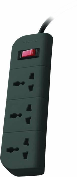 Belkin 3 Socket Surge Protector (F9E300zb)