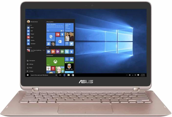 Asus Zenbook Flip Series Core i5 7th Gen - (8 GB/512 GB SSD/Windows 10 Home) UX360UAK-DQ266T Thin and Light Laptop