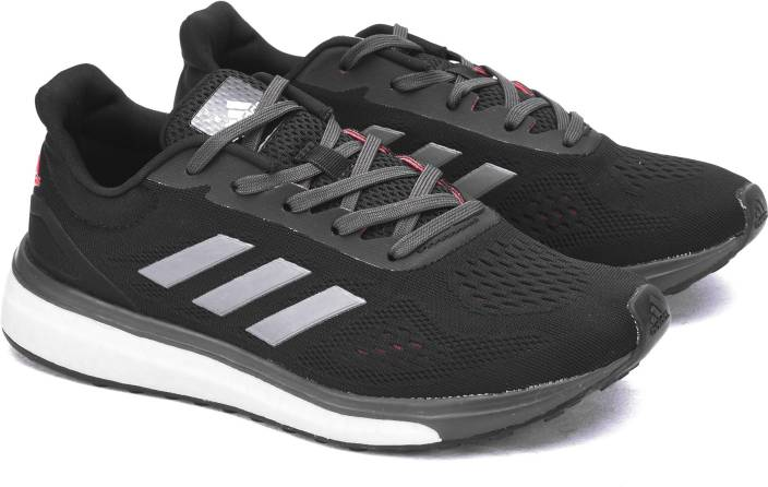 8d8f26e798d4 ADIDAS RESPONSE LT W Running Shoes For Women - Buy CBLACK/IRONMT/UTIBLK  Color ADIDAS RESPONSE LT W Running Shoes For Women Online at Best Price -  Shop ...