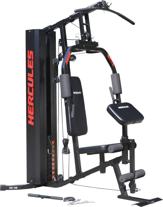 Hercules fitness single station multi gym sm108 home gym combo price