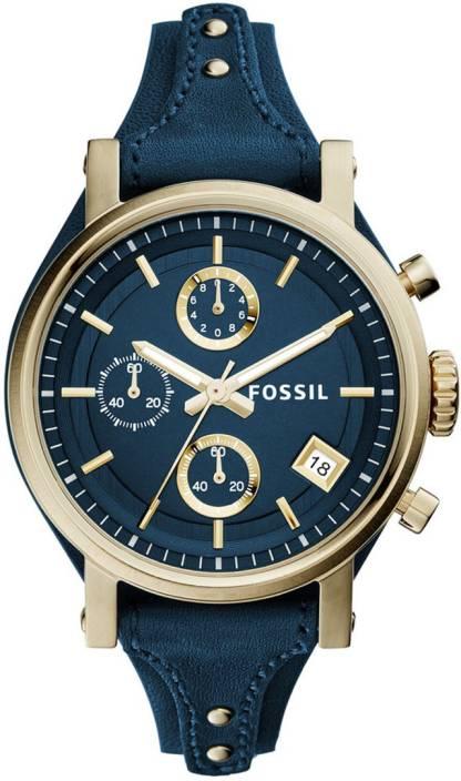 225d1dfca00 Fossil ES3927 ORIGINAL BOYFRIEND Watch - For Women - Buy Fossil ES3927 ORIGINAL  BOYFRIEND Watch - For Women ES3927 Online at Best Prices in India ...