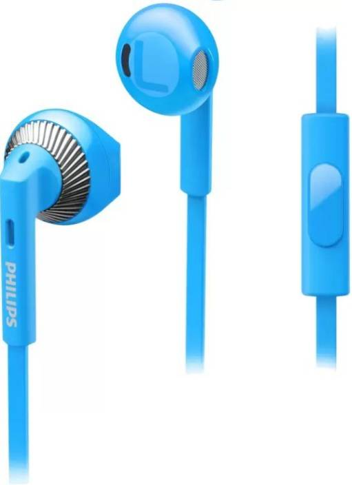 Philips SHE3205 Wired Headset with Mic