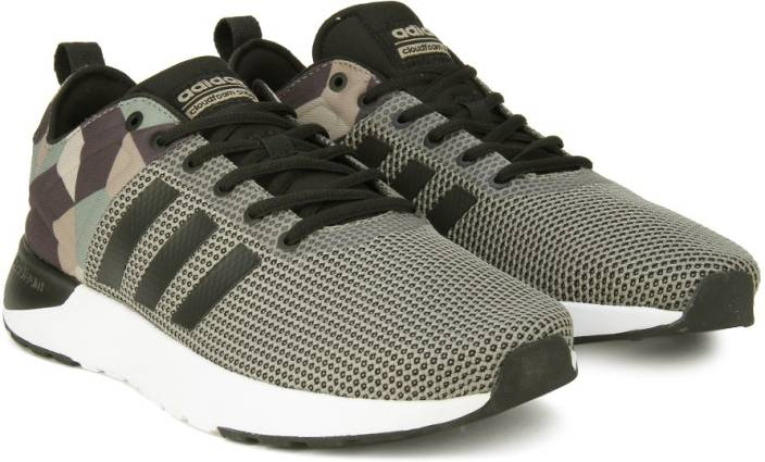 ADIDAS NEO CLOUDFOAM SUPER RACER Sneakers For Men